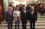 Demir, Azerbaycan'da temaslarda bulundu