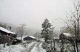 Gümeli'ye İlk Kar Düştü!..