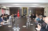 Proje tanıtım toplantısı yapıldı