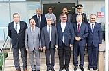 Vali Çınar Camiler ve Din Görevlileri Haftasına katıldı
