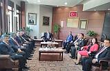 Vali Çınar tebrikleri kabul etti