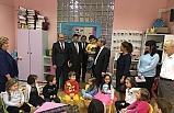 Vali Çınar'dan okul ziyareti