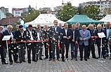 Yeşil Mahalle Atatürk Bulvarı Parkı törenle açıldı