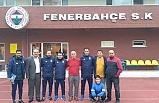 ZES, Fenerbahçe ile maç yaptı
