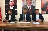 AK Parti Alaplı'da istişarede bulundu!