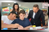 Başkan Uysal, özel bireylerle bir arada