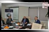 BEÜ'de toplantı