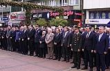 Gazi Mustafa Kemal Atatürk Çaycuma'da Anıldı