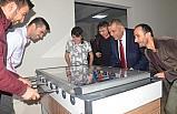 Erdoğan Bıyık, gençlere taş çıkarttı
