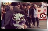 Ereğli'li genç Kadıköy'de pankart açtı…