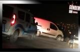 Kilimli sahil yolunda kaza: 2 yaralı
