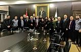 MHP'li yönetimden Vali Bektaş'a ziyaret