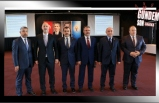 Millitvekili Çolakoğlu, Samsun'da