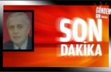 Yaşar Karaman, kayınpederini kaybetti