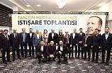 AK Parti Tanıtım ve Medya Başkanları Samsun'da toplandı