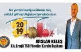 Arslan KELEŞ yeni yılı kutladı...