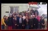 Başkan Uzun, TYÇP personeliyle vedalaştı