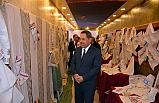 Başkan Uysal, sergiyi beğendi