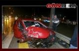 Düzce-Zonguldak yolunda kaza: 2 Yaralı!