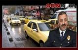 Emniyet Müdürü Turanlı taksicileri uyardı!