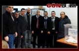 GMİS'te taban delege seçimleri başladı