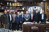 İYİ Parti'den GMİS ziyareti