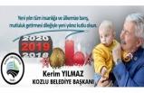 Kerim YILMAZ Yeni Yıl Mesajı!..