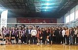 Voleybol'da Gölyaka Anadolu Lisesi şampiyon
