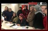 AK Parti'de seçim öncesi bilgilendirme