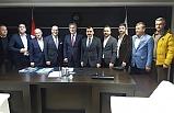 Çolakoğlu, ÇTSO İstişare Toplantısında