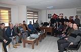 Demirci'den Üzülmez Şubeye ziyaret
