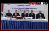 GMİS Karadon Şubesi Genel Kurulu yapıldı!..