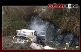 Feci kaza: Aynı aileden 4 kişi öldü