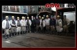Maden işçisi iradesini sandığa yansıtacaktır