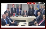 Şenol Şanal  ve Milletvekilleri İYİ Parti'de