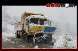 Zonguldak'ta 29 köy yolu ulaşıma kapandı!..