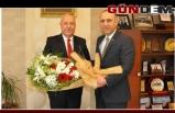 Başkan Akdemir, Metin Demir'i ziyaret etti