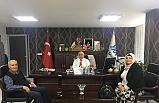 ''CESUR YUREK'TEN ŞAHİN'E ZİYARET''