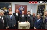 'Zonguldak AK Partili belediyeciliğe susamış'