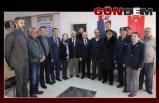 Gazilerden Şanal'a destek!..