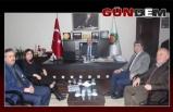 İşkur ve SGK Müdürü Devrek TSO'yu ziyaret etti