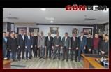 MHP HEYETİ TÜRK METALİ ZİYARET ETTİ..