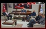 Muhtarlar Derneği'nden Başkan Uysal'a ziyaret