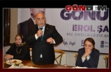 Saadet Oruç'tan Erol Şahin'e destek