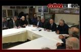Zonguldak'ın sorunlarını çözmek için buluştular