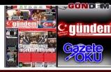 27 MART 2019 Çarşamba Gündem Gazetesi.