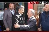 AK Parti'den CHP seçim bürosu ziyareti