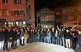 Belenliler MHP heyetini bağrına bastı…