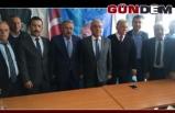 DSP Genel Başkanı Aksakal Zonguldak'ta