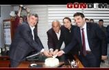 Oruç ve Şahin'den Türk Metal'e ziyaret!..